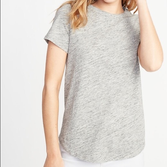 bc080f656 Old Navy Tops | Everywear Crew Neck Tee For Women | Poshmark